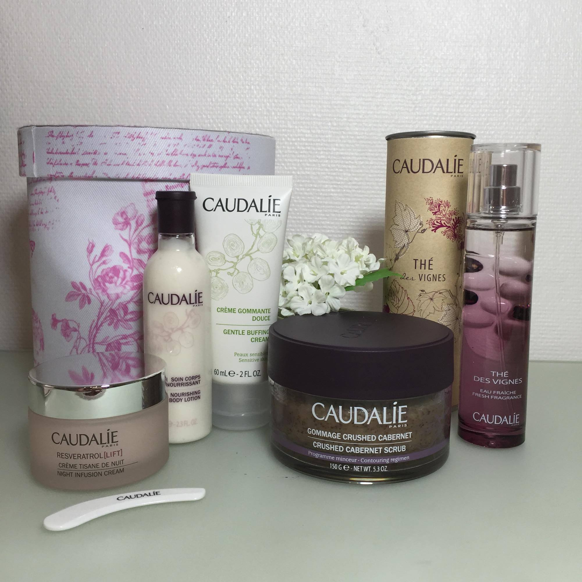 caudalie test