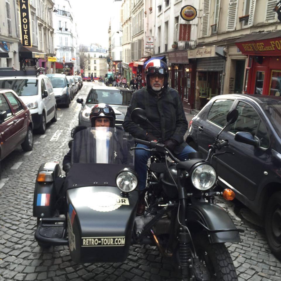 road trip paris