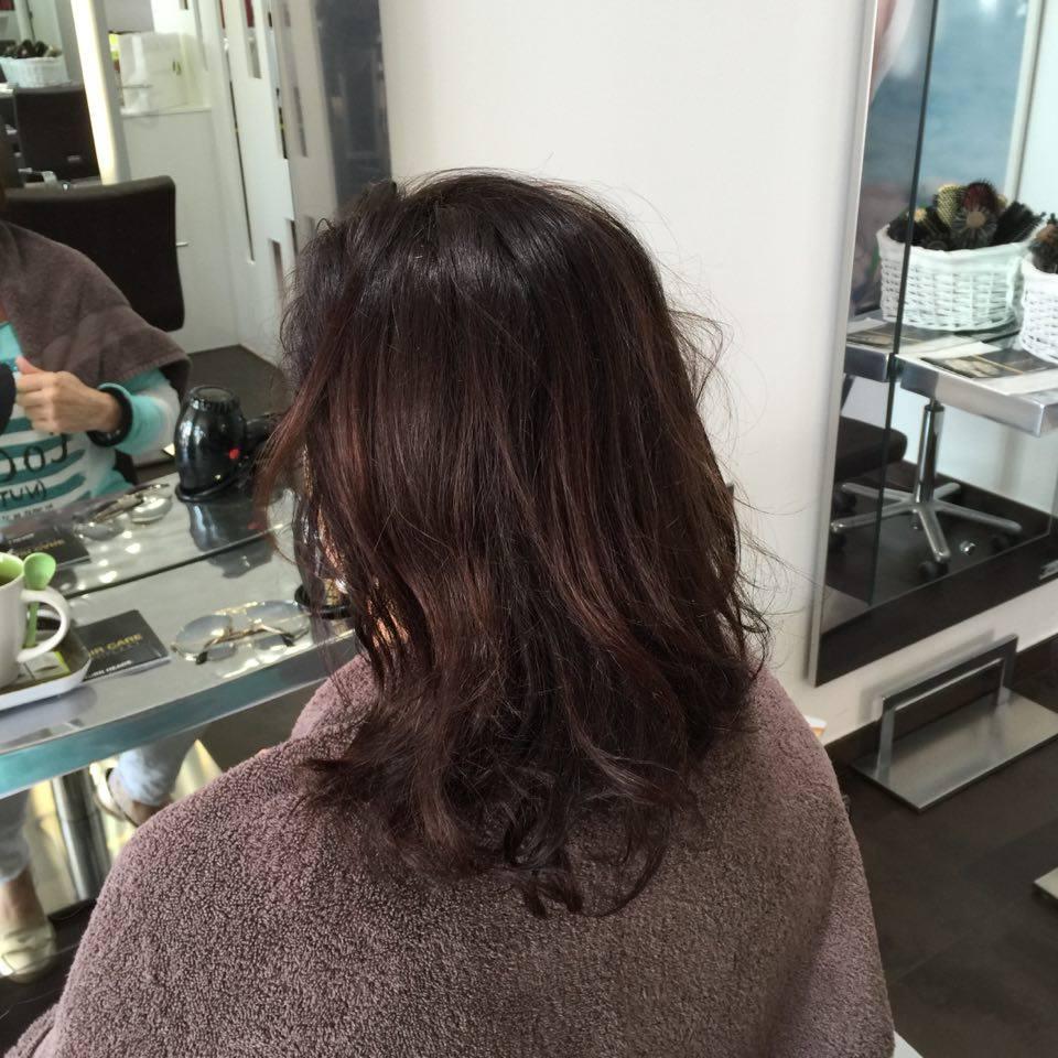 coiffure comme un charme avant