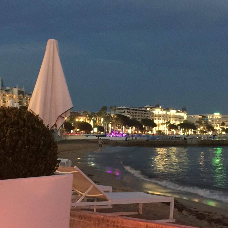 La Folie Douce sur la Croisette à Cannes