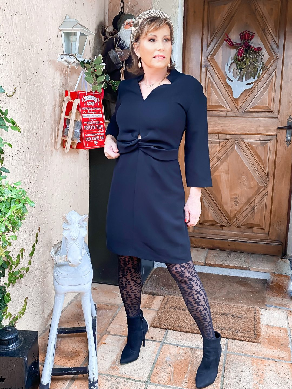ma petite robe noire Danielle Engel
